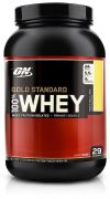 Optimum Nutrition 100% GOLD STANDARD WHEY 910 g