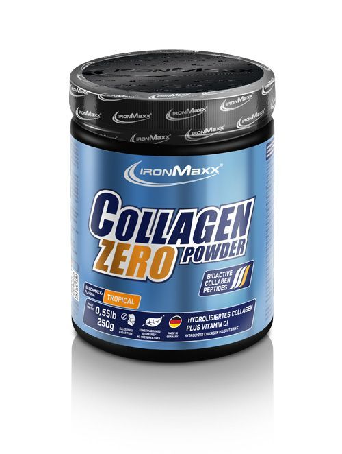 IronMaxx Collagen Zero powder, 250 g