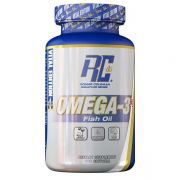 Ronnie Coleman Omega-3 Fish oil, 120 kaps