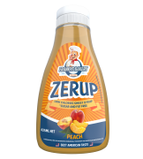 Frankys Bakery Zerup Peach 425 ml.
